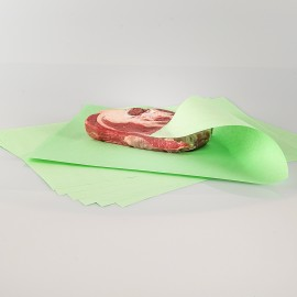 Carta Msp Verde 30x40 Per Carne