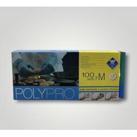 Guanti Poly Pro Tpe M Pz.100 1ctx10cf.
