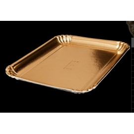 Vassoi Cartone Oro N°10 Kg.10