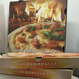 Scatola Pizza 40x60 50pz. Artepack