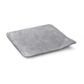 Vassoio Stone Grigio 20x20 1cf.x10pz.