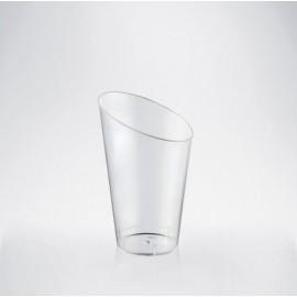 Bicchiere Bamboo 75cc Trasp. 24pz. 1ctx20cf