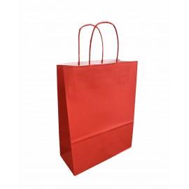 Busta Sealing 22+10x29 Rossa Ritorta 1ct.x300pz
