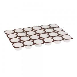 Vassoio Per 24 Muffin Cm50,5x33,7 1ct.x125pz.