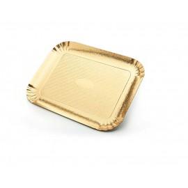 Vassoi Cartone Oro N.4 Oy Pz.50 1ctx4cf.