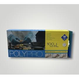 Guanti Poly Pro Tpe L Pz.100 1ctx10cf.