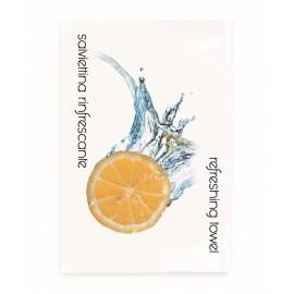 Salviette Tnt Rinfrescante Limone 500pz.